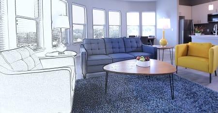 Furnished Apartment Program | Furniture Options