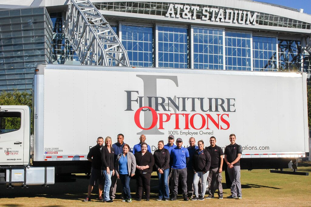 Furniture Options Dallas